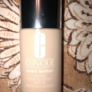 Clinique Even Better Foundation with SPF